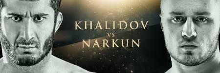 Khalidov vs Narkun