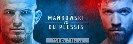 Borys Mańkowski vs Du Plessis