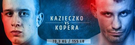 Kazieczko vs Kopera