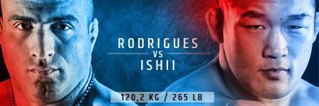 Rodrigues vs Ishii