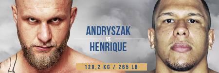 KSW 49 Andryszak vs Henrique Stream