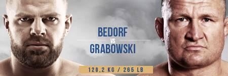 KSW 49 Bedorf vs Grabowski Stream
