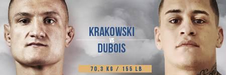 KSW 49 Krakowski vs Dubois Stream