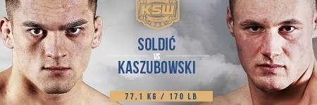 KSW 49 Soldić vs Kaszubowski Stream