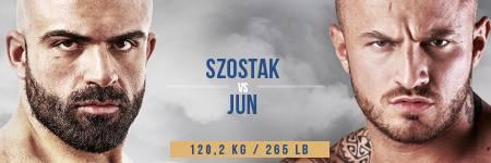 KSW 49 Szostak vs Jun Stream